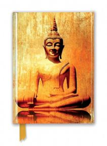 Golden Buddha Foiled Notebook